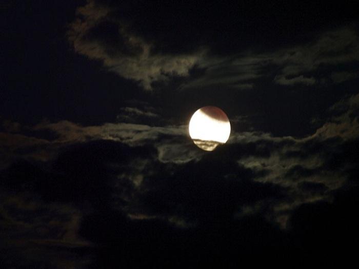 The Lunar Eclipse: a Harvest ofRegrets